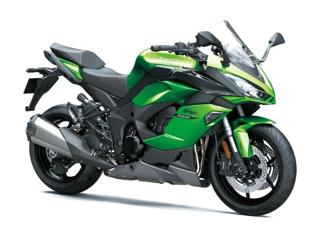 2021 Kawasaki Ninja 1000SX thêm màu mới, giá hơn 344 triệu đồng - 1