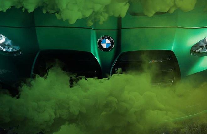 """BMW """"nhá hàng"""" M3 và M4 thế hệ mới trước giờ """"G"""" - 1"""