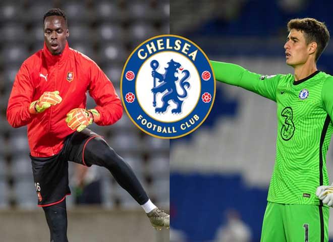 Tin HOT bóng đá tối 22/9: Chelsea sắp cóthủ thành Mendy thay Kepa - 1
