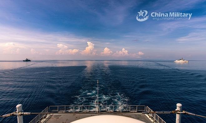 Trung Quốc hành động ngăn kịch bản Mỹ, Đài Loan rải mìn phong tỏa eo biển - 1