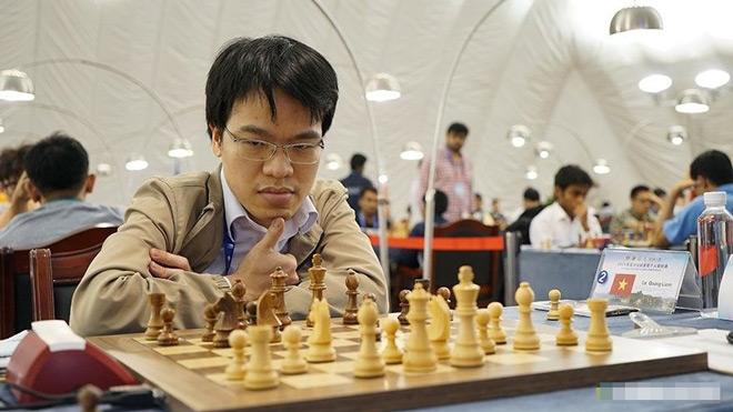 Vang dội cờ vua Việt Nam giải thế giới: Quang Liêm hạ nhà vô địch World Cup - 1