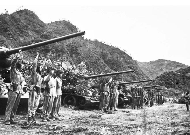 Giữa căng thẳng, Trung Quốc mở lại bảo tàng về cuộc chiến duy nhất với Mỹ - 3