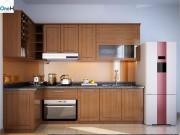 Thị trường 24h - Những mẫu tủ bếp Laminate đẹp – Khuyến mãi sâu tại OneH