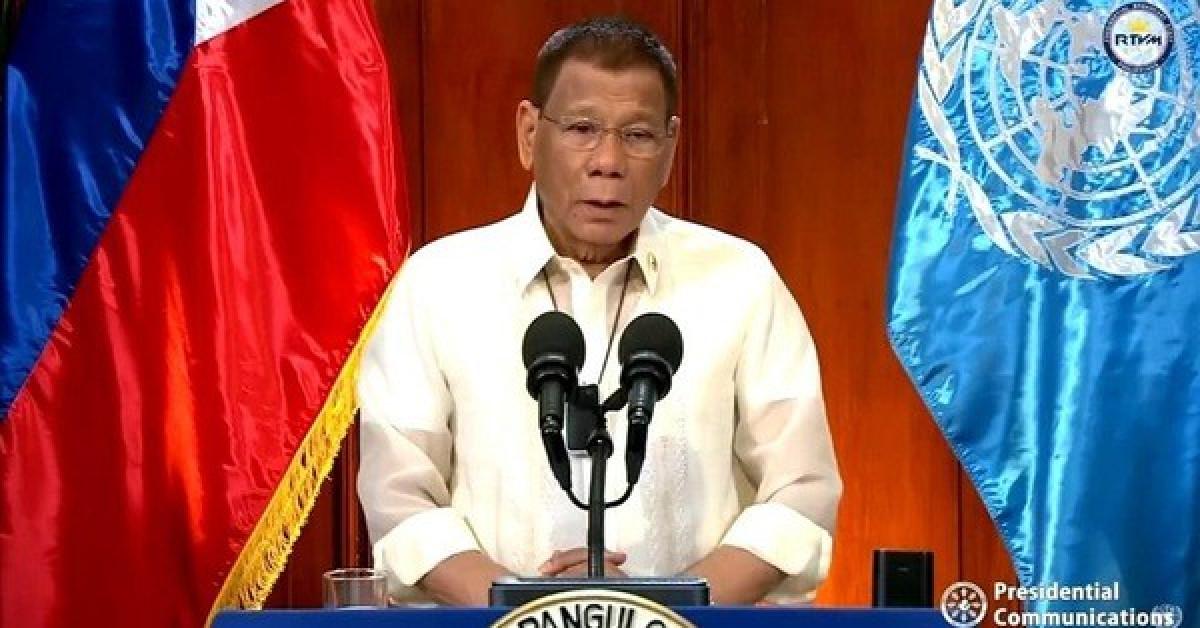 Tổng thống Philippines nhắc phán quyết biển Đông tại Liên Hiệp Quốc - 1