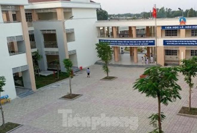 Công an thông tin vụ học sinh lớp 3 nghi bị bắt cóc ở trường - 1