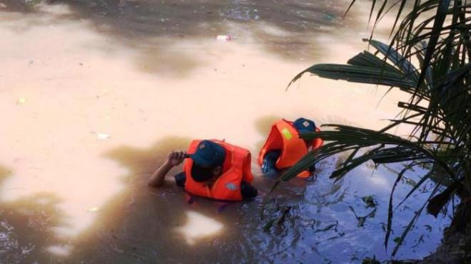 Vụ người phụ nữ lọt mương nước mất tích: Lãnh đạo huyện nói gì? - 1
