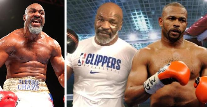 """""""Quái vật"""" 119kg thách đấu Mike Tyson, mỹ nữ đãi fan """"ảnh nóng"""" trước đại chiến - 1"""