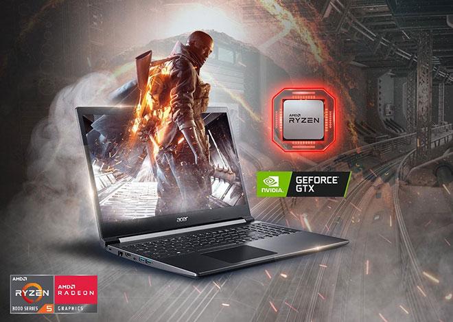 Acer Aspire 7 – Trải nghiệm gaming đích thực ngay trong tầm tay - 1
