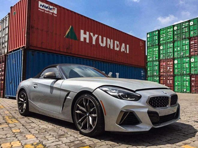 BMW Z4 thế hệ mới cập bến Việt Nam, giá bán hơn 3 tỷ đồng - 1