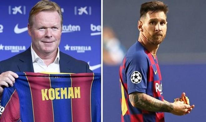 Barca - Messi trở lại đua ngôi vua La Liga, xem video highlight nhanh nhất ở 24h.com.vn - 1