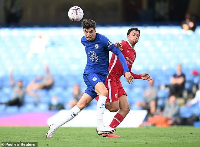 Chelsea đại thắng, Havertz lập hat-trick: Lampard phản đòn huyền thoại - 1