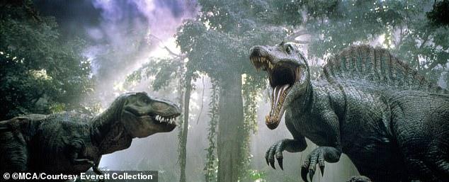 """Phát hiện điều bất ngờ về """"quái vật ăn thịt"""" lớn hơn khủng long bạo chúa - 1"""