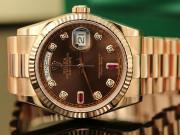 Thị trường 24h - Boss Luxury gợi ý chọn đồng hồ Rolex Day-Date dành cho người mới sử dụng