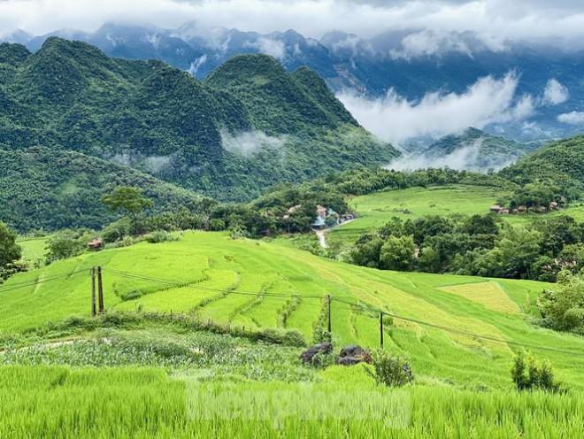 Đi săn mây ở Pù Luông, địa điểm sống ảo cho dân mê xê dịch - 1