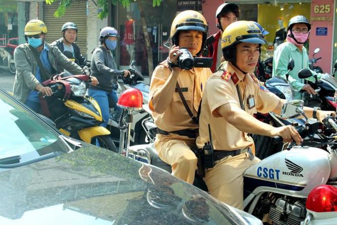 TP.HCM: CSGT xử phạt qua camera hơn 10 tỉ đồng - 1