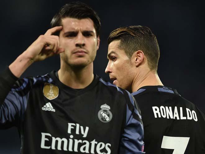 """""""Bom tấn"""" Morata trở lại Juventus: Hoàng tử Madrid kết thúc kỷ nguyên Ronaldo? - 2"""
