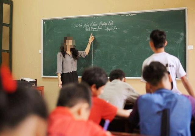 Không được phê bình học sinh trước lớp, trước trường từ ngày 1/11 - 1
