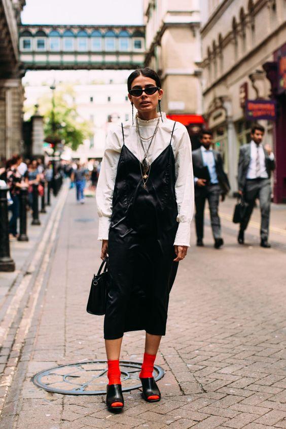 5 kiểu phối với áo sơ mi trắng sành điệu như một fashionista - 1