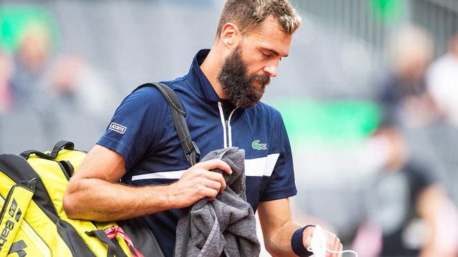 Chấn động tennis: Bị dương tính Covid-19 vẫn được tham dự giải Hamburg - 1