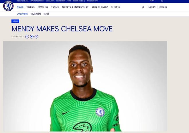 Chelsea chính thức đón siêu thủ môn 1m97, vượt mốc 250 triệu bảng mua sắm - 1