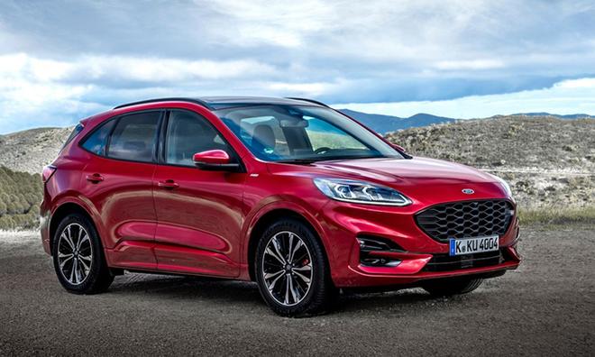 Ford Escape có thêm phiên bản 7 chỗ, quyết đấu Mazda CX-5 và Honda CR-V - 1
