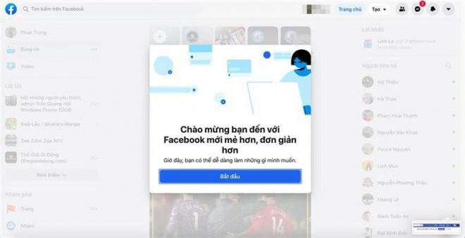 Hướng dẫn bạn quay về giao diện Facebook cũ và chặn luôn thông báo cập nhật giao diện mới - 1