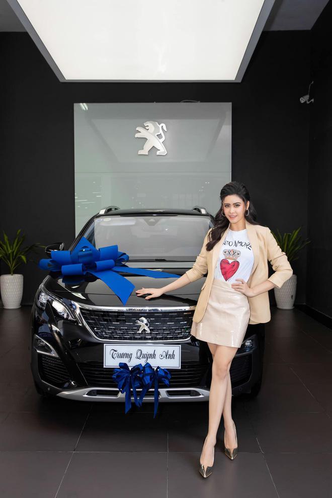 Bóc giá xế hộp Peugeot 3008 tiền tỷ Trương Quỳnh Anh tậu để đưa con đi học - 1