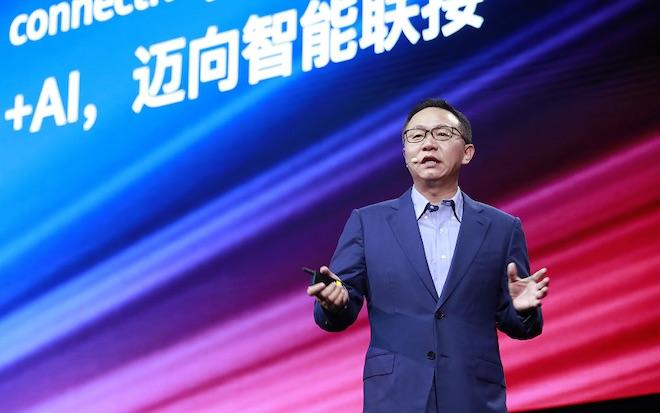 Sếp Huawei nói về kết nối thông minh trong 40 năm tới - 1