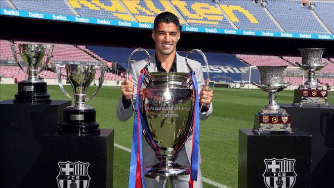 """Suarez tỏa sáng ở Atletico Madrid: Barca lại dẫm """"vết xe đổ"""" David Villa? - 1"""
