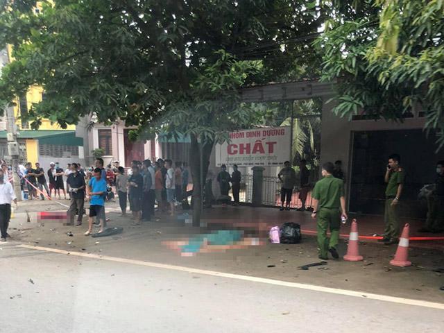 Bắt tạm giam tài xế gây tai nạn khiến 3 người phụ nữ tử vong ở Phú Thọ - 1