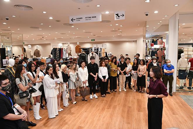 Cửa hàng thứ hai của Uniqlo tại Hà Nội chính thức khai trương tại Vincom Center Metropolis ngày 25/09 - 1