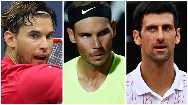 """Phân nhánh Roland Garros: Djokovic """"dễ thở"""", Nadal cùng nhánh Thiem - 1"""