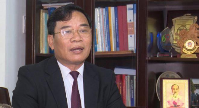Hợp đồng thiết bị y tế của Nhật nhưng bàn giao máy Trung Quốc ở Thái Bình - 1