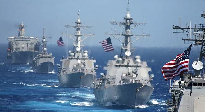 """Lộ số lượng tàu chiến hùng hậu Mỹ muốn có để """"đè bẹp"""" hải quân Trung Quốc - 1"""