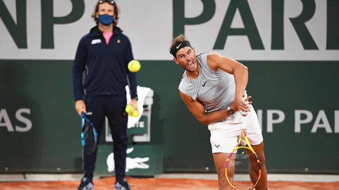 Nadal săn Roland Garros thứ 13: Ám ảnh Djokovic và e sợ yếu tố này - 1