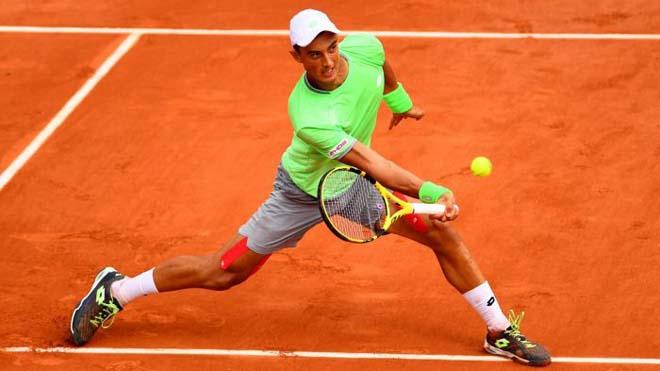Tay vợt gốc Việt Antoine Hoàng liệu có làm nên chuyện ở Roland Garros? - 1