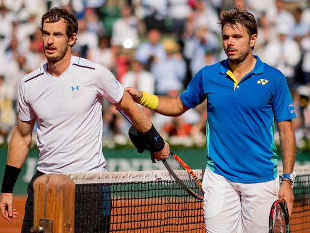Trực tiếp tennis Wawrinka - Murray: Giao bóng sấm sét, định đoạt hoàn hảo (Vòng 1 Roland Garros 2020) (Kết thúc)