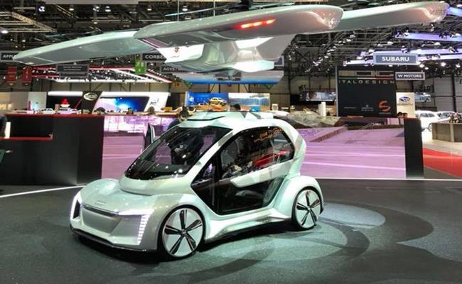 Pop.Up Next là mẫu xe bay chạy bằng động cơ điện, có thể đi được quãng đường bộ gần 50 km sau mỗi lần sạc đầy với công suất lên đến 214 mã lực. Khi ở trên không, mẫu xe được trang bị mô-đun bay phát triển bởi Airbus, và bay hơn 130 km. Bên trong được tích hợp màn hình 49 inch điều khiển bằng giọng nói. Hiện chưa rõ thời điểm chính thức ra mắt cũng như giá bán của sản phẩm này.