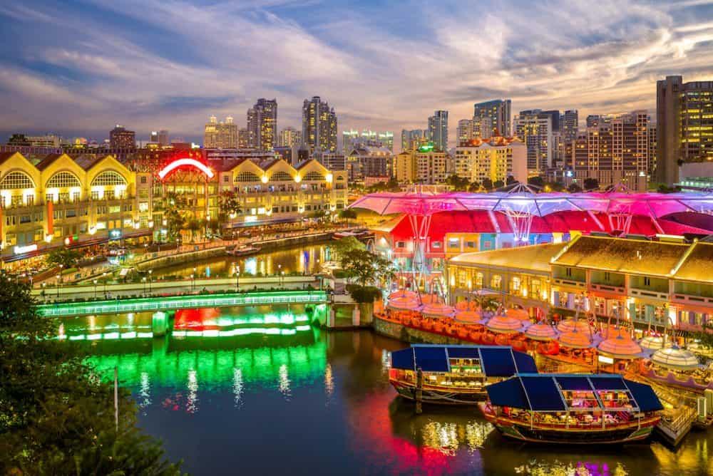 Những điểm du lịch tuyệt vời nhất bạn không thể bỏ qua khi tới Singapore - 6