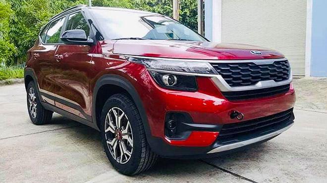 KIA Việt Nam ngừng nhận cọc dòng xe Seltos Deluxe vì quá tải đơn hàng - 1