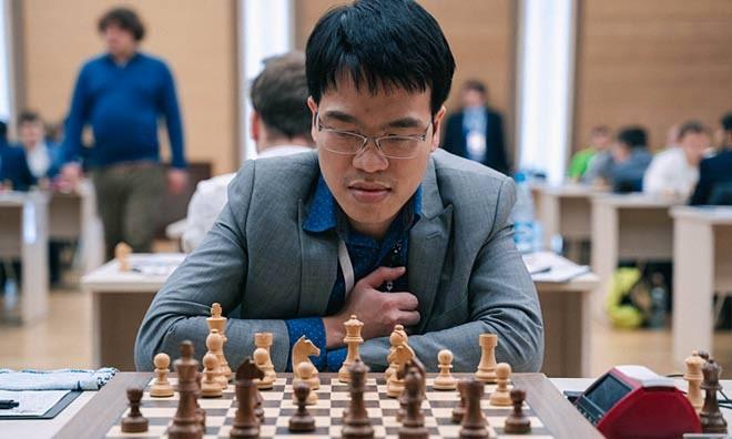 Đại chiến bán kết cờ vua thế giới: Quang Liêm quyết chiến, kết cục ngỡ ngàng - 1