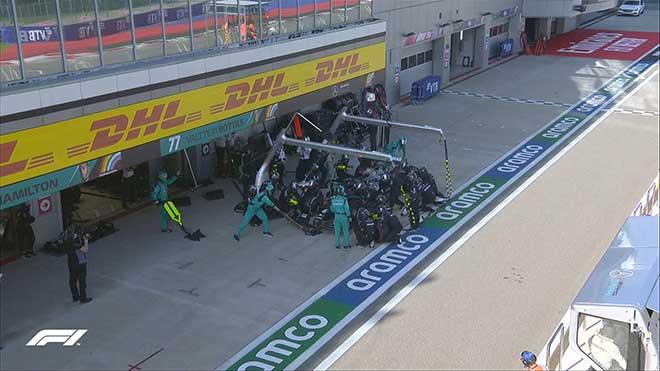 Đua xe F1, chặng Russian GP: 'Nhà vua' sảy chân, 'người Phần Lan bay' trở lại đỉnh - 1