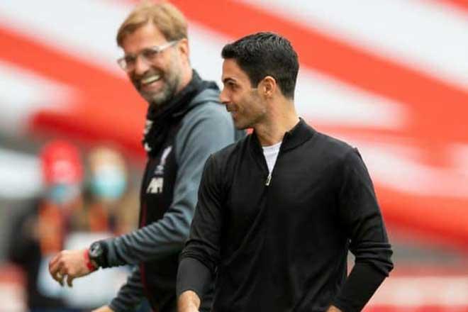 """Arsenal mơ 3 tháng hạ Liverpool 4 lần: Arteta bật mí kế đánh bại """"nhà vua"""" - 1"""