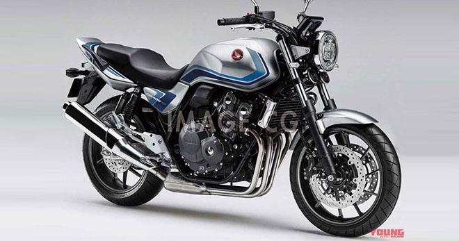 Naked-bike huyền thoại Honda CB400SF Super Fourmới dự kiến có giá 220 triệu đồng - 1