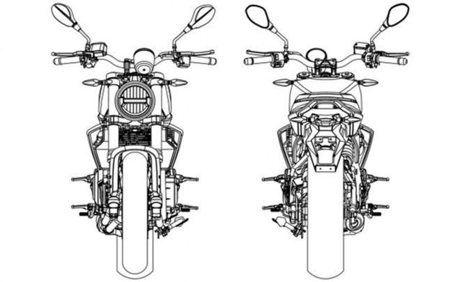 Harley-Davidson 338R lộ diện thiết kế: Hứa hẹn khuấy đảo thị trường - 1