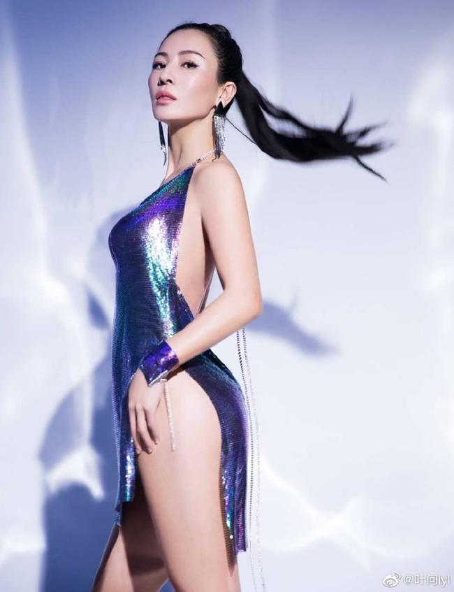 Và quả thật những hình ảnh hiện tại của Liu Yelin cho thấy cô dường như nằm ngoài quy luật lão hóa.