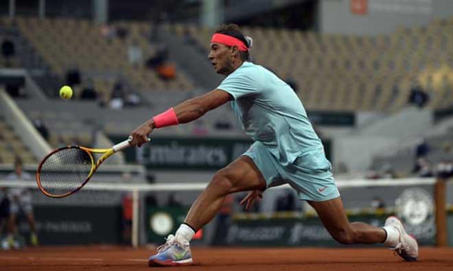 Video tennis Nadal - Gerasimov: Bắt nhịp nhanh chóng, chiến thắng ấn tượng (Vòng 1 Roland Garros) - 1