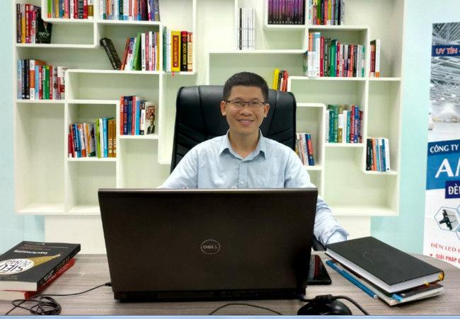 Khởi nghiệp với 25 triệu đồng, ông bố Bắc Ninh sở hữu công ty triệu đô sau 7 năm - 1