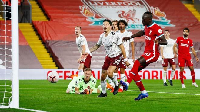 Liverpool thắng lớn Arsenal: Báo Anh khen Klopp đại tài, ông vua Big 6 - 1
