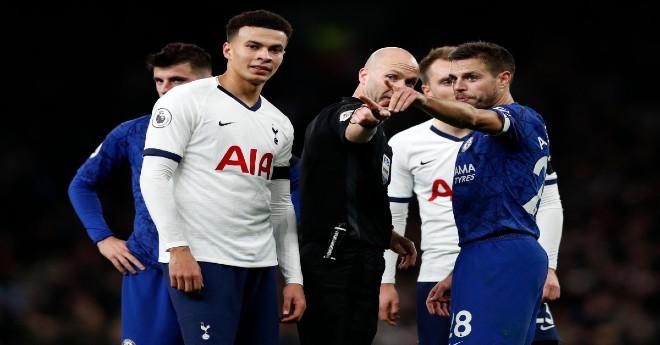 """Nhận định bóng đá Tottenham – Chelsea: Sức cùng lực kiệt, Mourinho """"buông"""" cho Lampard? - 1"""